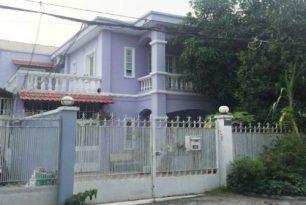 Cho thuê biệt thự quận Bình Thạnh HXH đường Nơ Trang Long