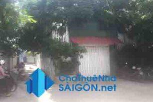 Cho thuê biệt thự Quận Bình Thạnh, HXT đường Điện Biên Phủ