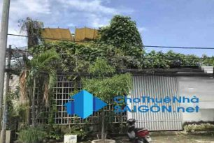 Cho thuê nhà + xưởng Quận Thủ Đức, MT đường số 24, P. Tam Phú