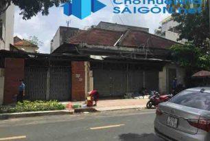 Cho thuê biệt thự Quận 3, MT đường Nguyễn Thị Diệu