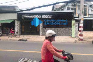 Cho thuê mặt bằng Quận Thu Đức, MT đường Tô Ngọc Vân