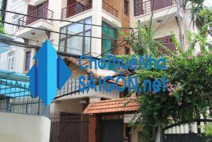 Cho thuê biệt thự Quận Tân Bình, HXH đường Phổ Quang