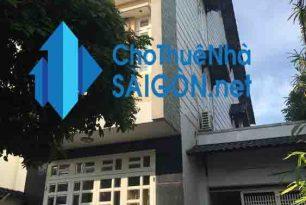 Cho thuê nhà Quận Thủ Đức, HXH đường số 6 – P. Tam Phú