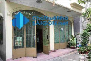 Cho thuê biệt thự Quận Tân Bình, HXH đường Hồng Hà