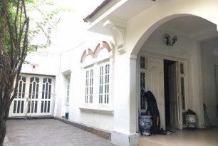 Cho thuê biệt thự Quận 1, đường Trần Quang Khải