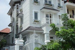 Cho thuê biệt thự Quận 1, 2MT đường Nguyễn Đình Chiểu