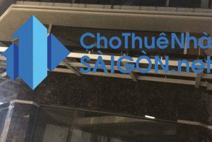 Cho thuê nhà Quận Thủ Đức, nhà 2MT đường Nguyễn Thị Nhung – KĐT Vạn Phúc