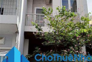 Cho thuê biệt thự Quận Bình Thạnh – HXH đường Nguyễn Xí
