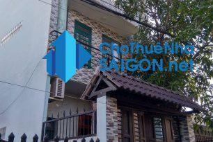 Cho thuê nhà Quận Thủ Đức, HXH đường số 12 – P. Tam Bình