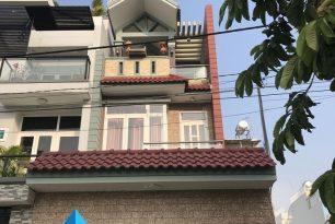 Cho thuê nhà Quận Thủ Đức, HXH đường số 22 – P. Linh Đông