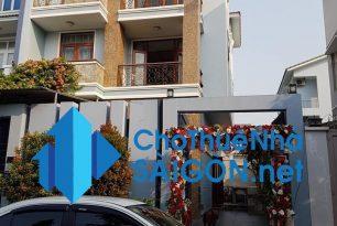 Cho thuê biệt thự Quận Bình Thạnh, MTNB đường Đặng Thuỳ Trâm