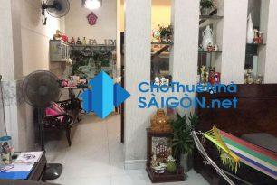 Cho thuê nhà Quận Thủ Đức, HXH đường số 6 – P. Linh Tây