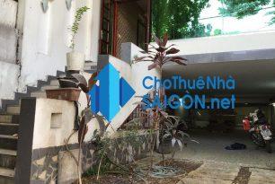 Cho thuê nhà Quận Thủ Đức, HXH đường số 10 – P. HBC