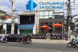 Cho thuê nhà Quận Thủ Đức, MT đường Tô Ngọc Vân