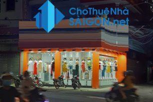 Cho thuê nhà Quận Thủ Đức, 2MT đường Võ Văn Ngân