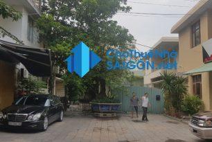 Cho thuê biệt thự Quận 1, HXH đường Nguyễn Thị Minh Khai
