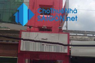 Cho thuê nhà Quận Thủ Đức, MT đường Võ Văn Ngân