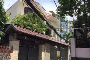Cho thuê biệt thự Quận Bình Thạnh – HXH đường Nguyễn Thượng Hiền