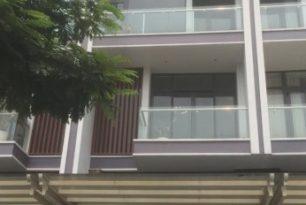 Cho thuê nhà Quận Thủ Đức – Nhà MT đường Nguyễn Thị Nhung ( KĐT Vạn Phúc )