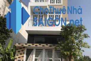 Cho thuê nhà Quận 2 – Nhà HXH đường số 3 – KP3, P. Bình Trưng Tây