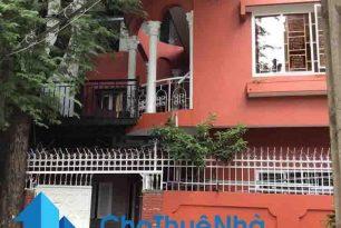 Cho thuê biệt thự quận Phú Nhuận, HXH đường Huỳnh Văn Bánh