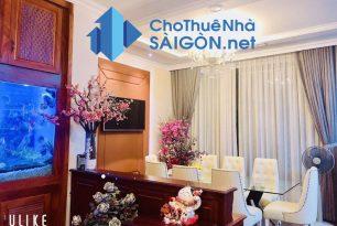Cho thuê biệt thự Quận Bình Thạnh – HXH đường Nguyễn Cửu Vân