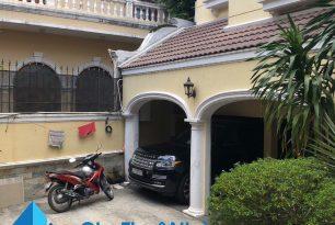 Cho thuê nhà Quận 1 – Biệt Thự vườn MT đường Phùng Khắc Khoan