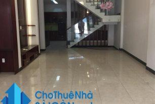 Cho thuê biệt thự Quận Bình Thạnh – HXH đường Bùi Đình Túy