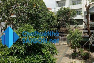 Cho thuê villa Quận Bình Thạnh – HXH đường Hoàng Hoa Thám