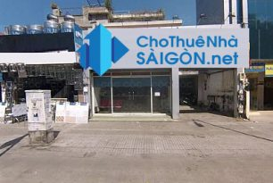 Cho thuê biệt thự Quận Bình Thạnh – MT đường Phan Đăng Lưu
