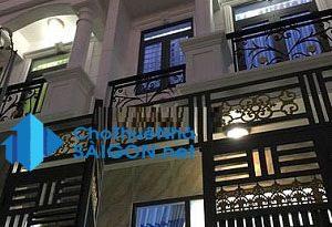 Cho thuê nhà Quận Thủ Đức – Nhà HXH đường số 40