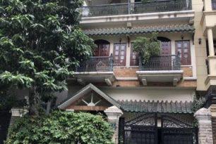 Cho thuê biệt thự Quận Phú Nhuận – Nhà HXH đường Phan Xích Long