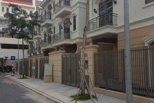 Cho thuê villa Quận Phú Nhuận- Villa liền kề Golden Mansion đường Phổ Quang