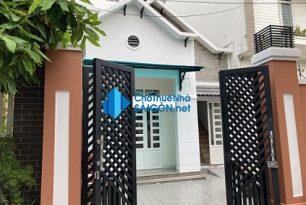 Cho thuê nhà Quận Thủ Đức- Nhà HXH đường số 12, phường Trường Thọ