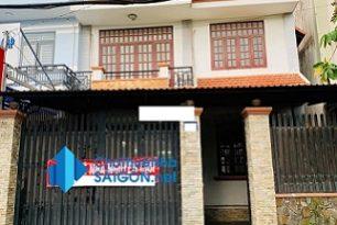 Cho thuê nhà Quận Thủ Đức- MT đường Linh Trung