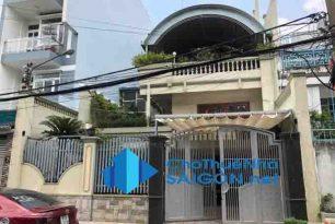 Cho thuê biệt thự Quận Tân Bình, MT đường Phú Hoà