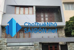 Cho thuê biệt thự Quận Tân Bình, HXH đường Lạc Long Quân