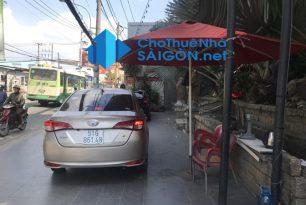 Cho thuê mặt bằng Quận Thủ Đức, MT đường Tô Ngọc Vân