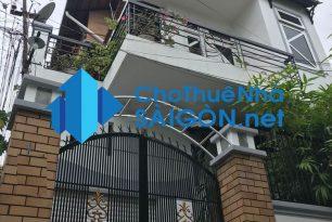 Cho thuê biệt thự Quận Bình Thạnh, HXH đường Xô Viết Nghệ Tĩnh