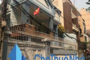 Cho thuê villa Quận Phú Nhuận HXH Nguyễn Trọng Tuyển