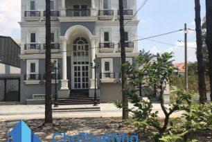 Cho thuê biệt thự Quận Thủ Đức – MTNB đường số 17