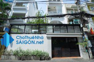 Cho thuê biệt thự Quận 1 – HXT đường Nguyễn Thị Minh Khai