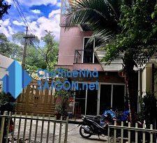Cho thuê biệt thự Quận 3 – MT lùi đường Nguyễn Thị Minh Khai