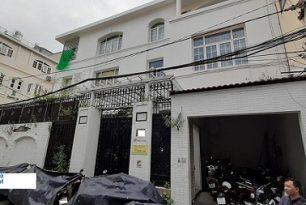 Cho thuê biệt thự Quận 1- HXH đường Nguyễn Thị Minh khai
