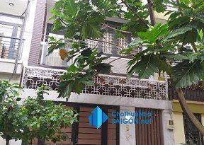 Cho thuê nhà Quận Thủ Đức- Nhà MTNB đường số 7, KDC Sông Đà