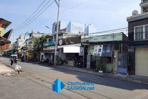 Cho thuê nhà Quận Thủ Đức- Nhà MT đường số 17, phường Linh Chiểu