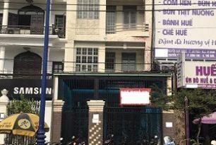 Cho thuê nhà Quận Thủ Đức- Nhà MT đường Nguyễn Văn Bá