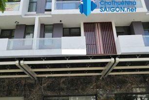 Cho thuê nhà Quận Thủ Đức- MT đường Nguyễn Thị Nhung