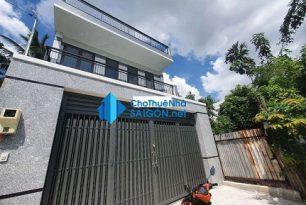 Cho thuê nhà Quận Thủ Đức – Nhà HXH đường 54, phường Linh Đông