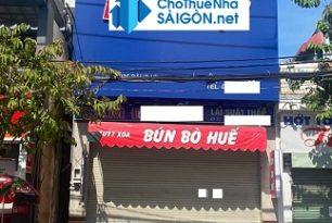 Cho thuê nhà Quận Thủ Đức- MT đường Đặng Văn Bi